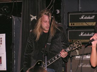 Richie Faulkner @ Don Hill's, NYC