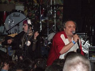 Sic F*cks Live @ CBGB, Oct. 13, 2006