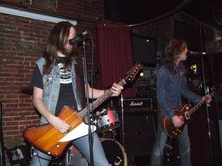 Tokyo Dragons - Snitch, NYC, Nov. 1, 2006
