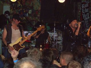The Dictators - CBGB, NYC, Oct. 13, 2006