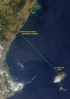 Satellite Photo of Spain, 19 de Junio 2003