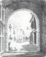 grabado siglo XIX
