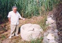 foto Marqués fenicio de ses Torres de s'illa Murada