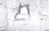 Ritratto Grande de la fortezza de Iviça (AGS)