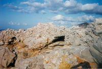 foto Marqués fenicio de ses Torres de s'illa Murada, 1994