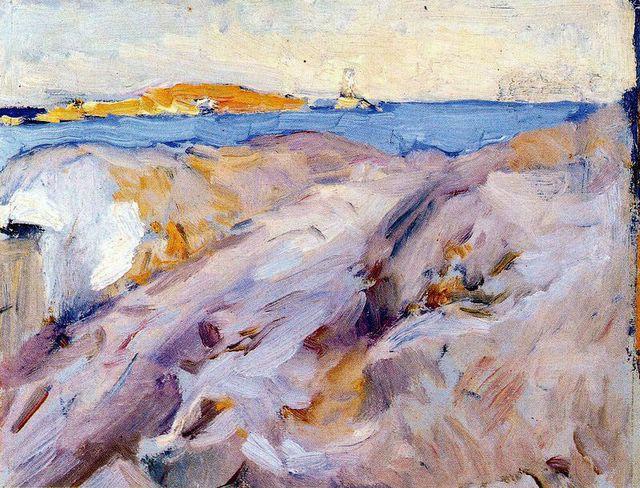 'Apunte de Ibiza' (1919)