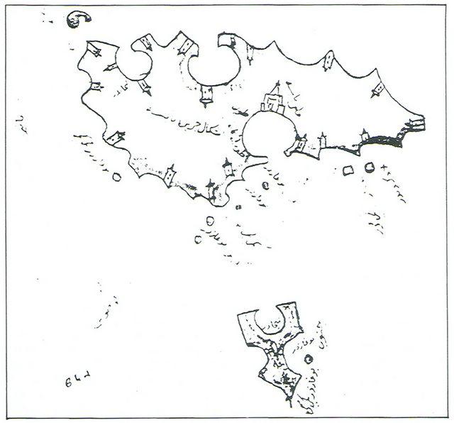carta turca de las Pitiusas, descubierta por J. Barral