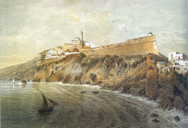 grabado del siglo XIX