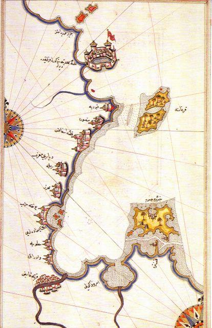 manuscrito del siglo XVI