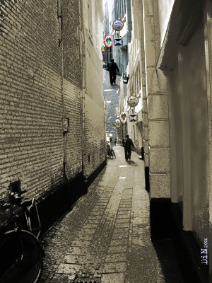 Alley.  © Dreaming in Neon 2006