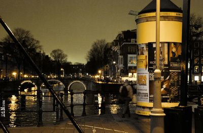 amsterdusk; ©Dreaming in Neon 2006