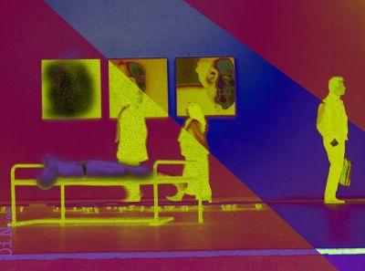 hier sind die körper; ©Dreaming in Neon 2006