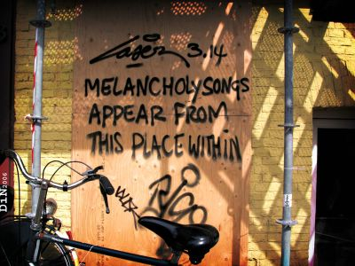 melancholy songs laser 3.14