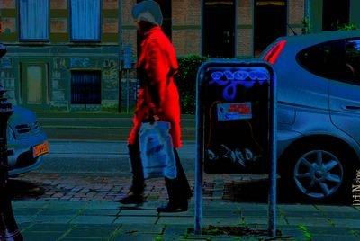 plus belle qu'une poubelle; ©Dreaming in Neon 2006