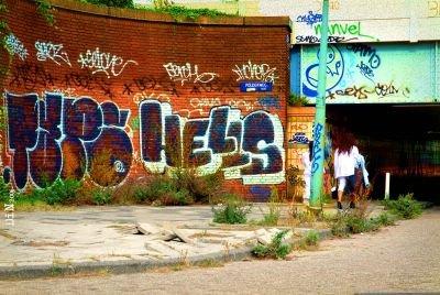 tups hells, polderweg oost; ©Dreaming in Neon 2006