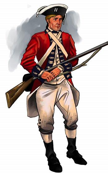 John Clare Weblog: The Soldier