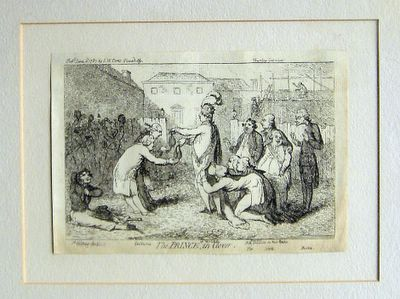 Gillray print