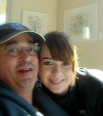 dad n daughter