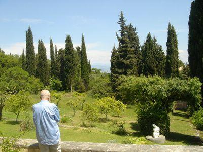 marco and garden