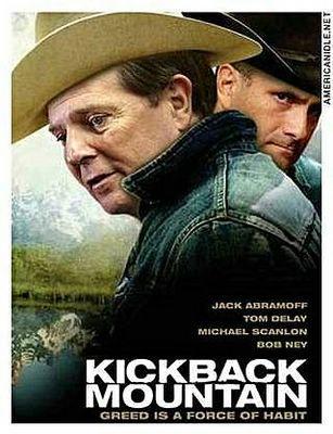 kickback poster