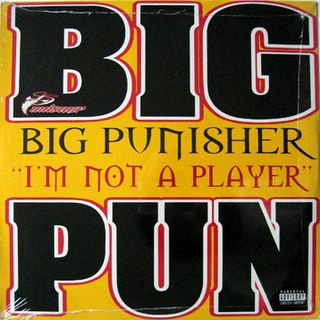 Big Pun — I'm Not a Player (studio acapella)