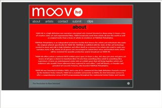 MOOVLAB - NON-NARRATIVE CONCEPTUAL ARTS CHANNEL