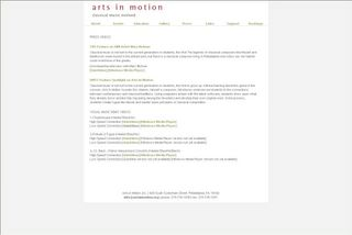 Arts in Motion - US