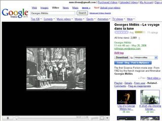 George Méliès - Voyage to the Moon - 1902