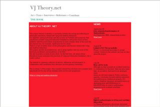 VJTheory.net - About the book