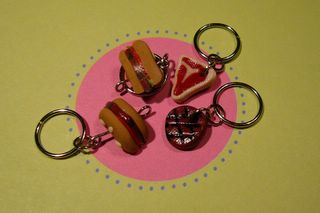 Cookout Stitch Markers
