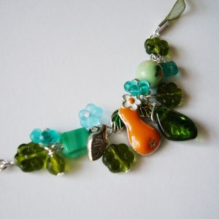 Papaya Necklace
