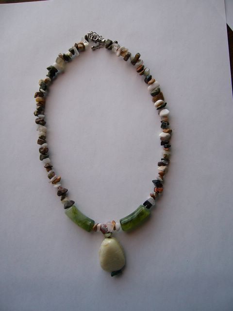 Naturelle Necklace