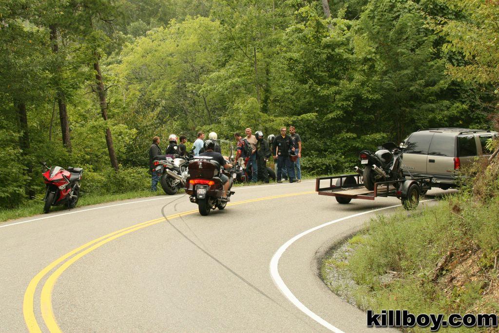 Motorcycle crashes deals gap