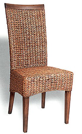 Incroyable Jute Chair