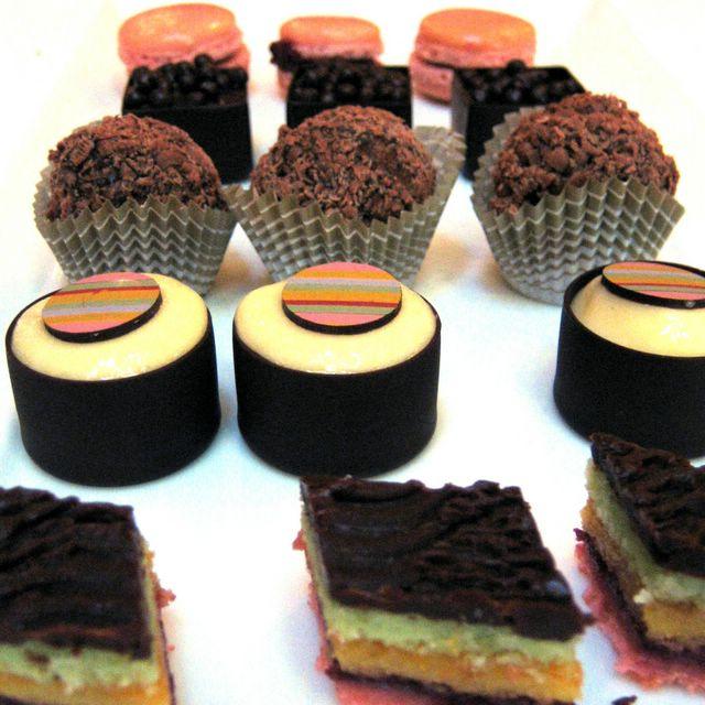 Warm Delights Mini Molten Chocolate Cake