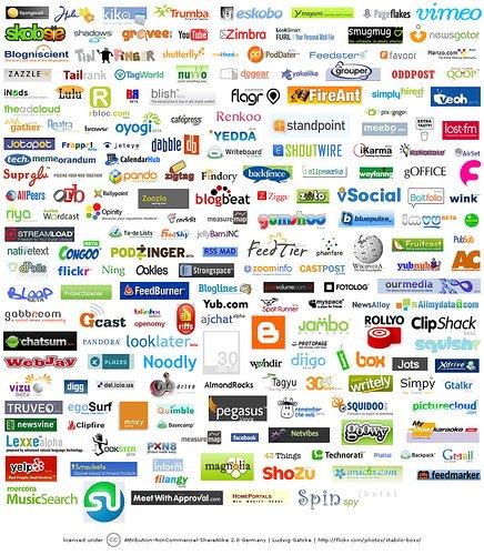 Las herramientas de la web 2.0 (por Stabilo Boss-Flickr)