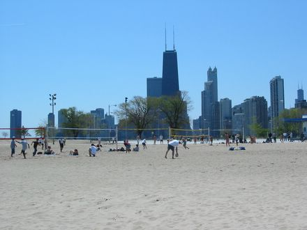 Beach Volley Chicago