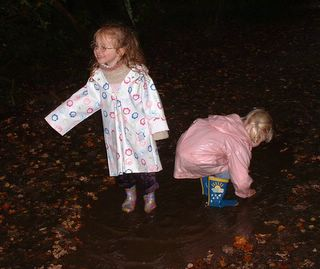 Hooray for wellies