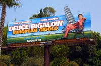 Deuce Bigalow (Sony Pictures); Agency: Sony Pictures/Art Machine
