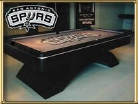 Pool Table Felt With Designs custom pool table felt designs gallery las vegas pool table installations and billiards movers Being A Huge Spurs Fan I Thought This Was Really Cool This Custom Pool Table Was Made By Billiards By Design It Is Based On Their Eclipse Pool Table