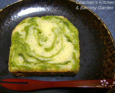 matcha marble cake with holes my pound cakes often have holes what are ...