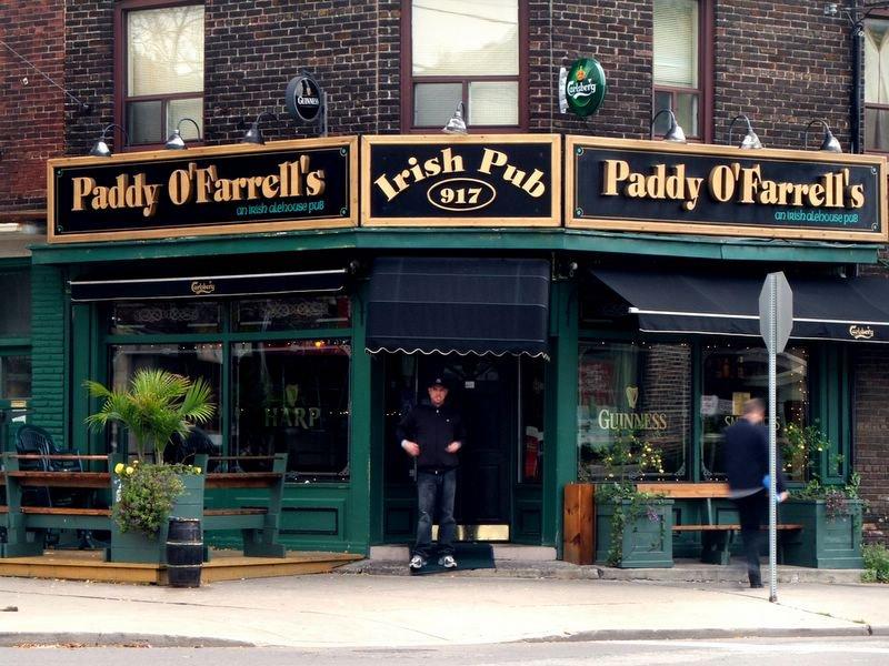Paddy O'Farrell's