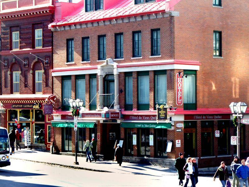 l'Hotel du Vieux Quebec