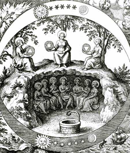 Resultado de imagen para mitologia de la alquimia