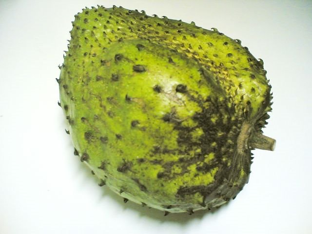 how to choose soursop fruit
