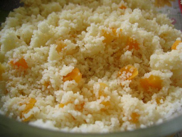 Apricot Couscous