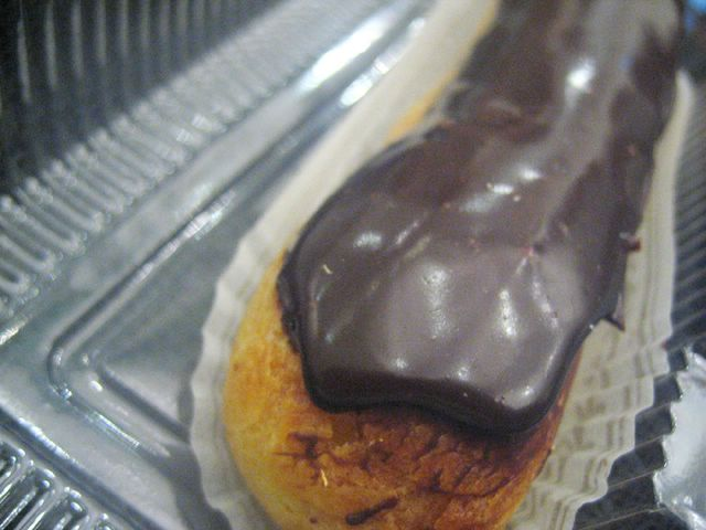 Best Chocolate Eclair Ever