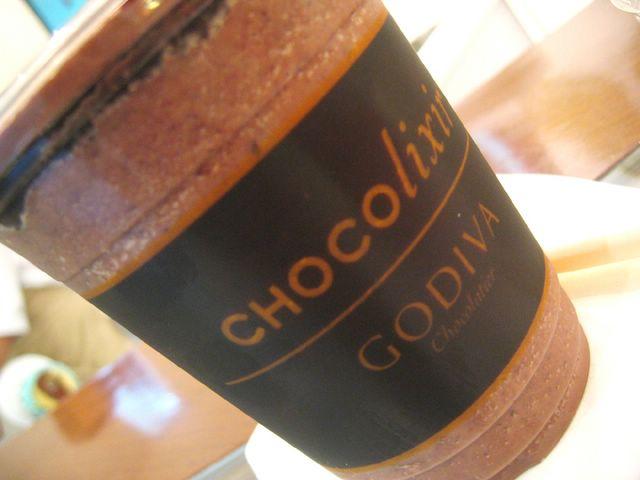 Godiva's Chocolixir