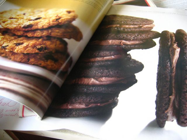 Cookie pages