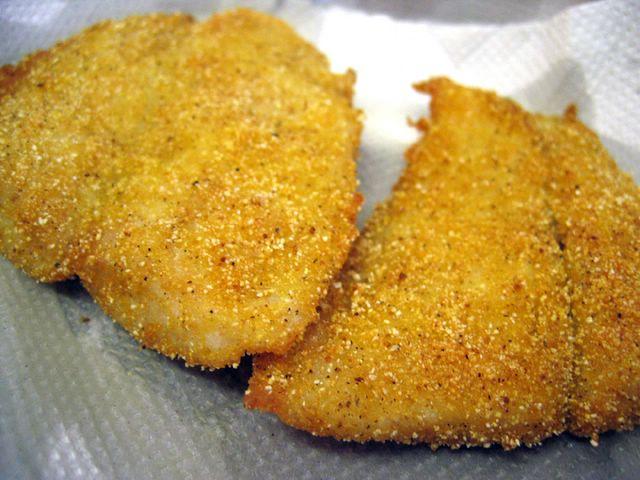 Fried Dory
